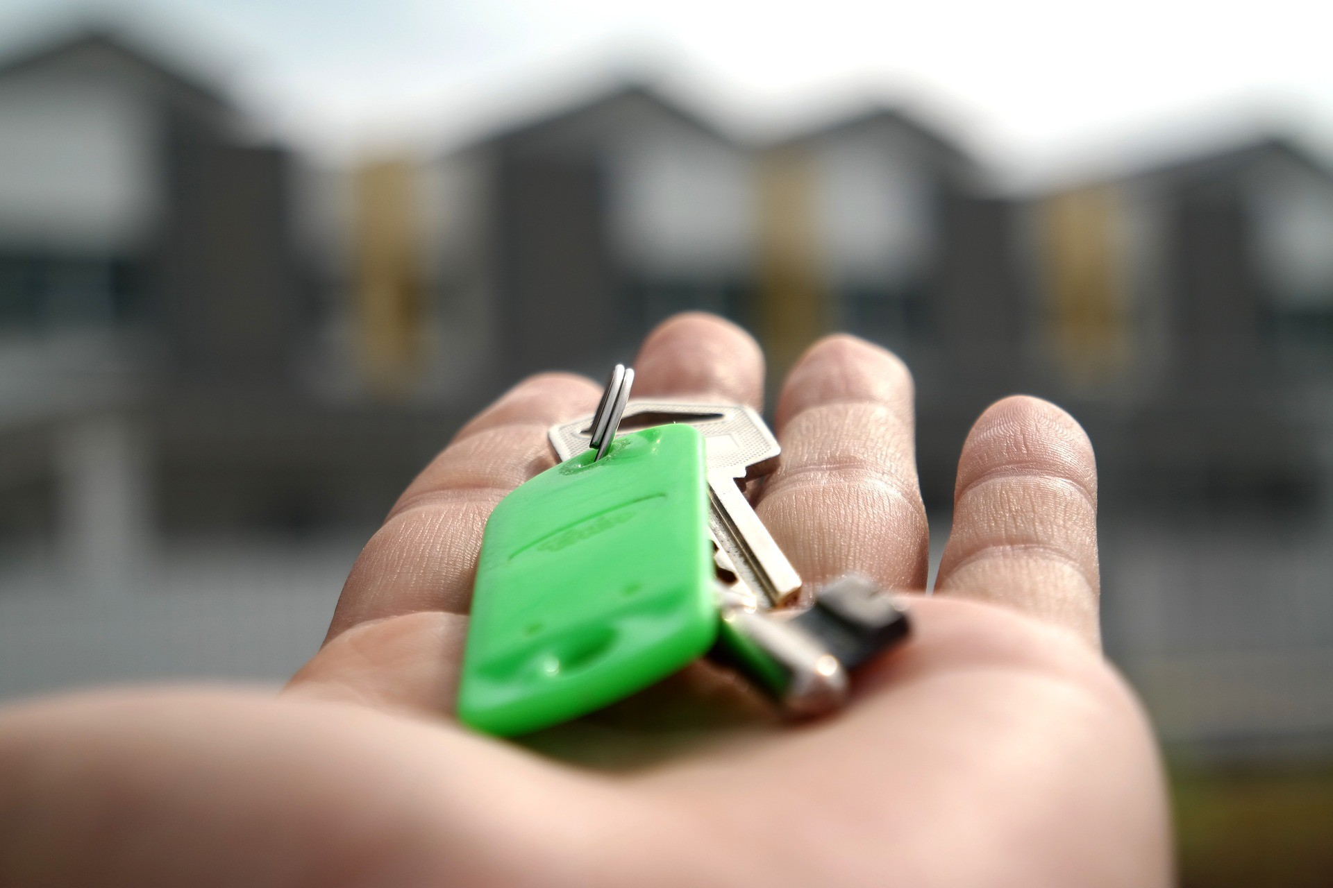 Keys in Hand